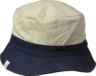 Herschel Supply Co. Mens Lake Bucket Hat, Khaki/Navy, ONE Size