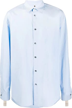 OAMC Light blue cotton shirt