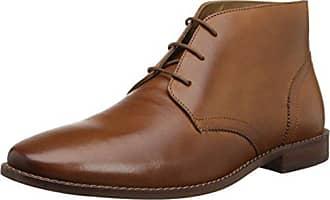Florsheim Mens Montinaro Plain Toe Dress Casual Chukka Boot, Saddle Tan, 11.5 D US