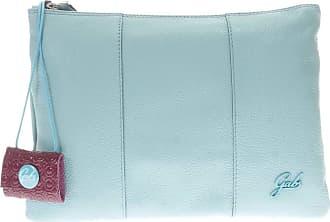 Gabs GABS woman clutch bag with shoulder strap BEYONCE TG M RUGA G000040T2 P0086 C3033 SKY M
