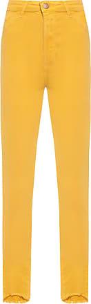 Dress To Calça Color - Amarelo