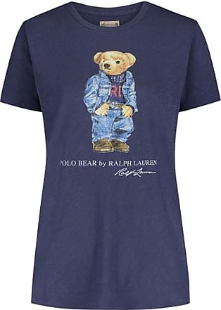 Polo Ralph Lauren T-Shirt (Blau) - Damen
