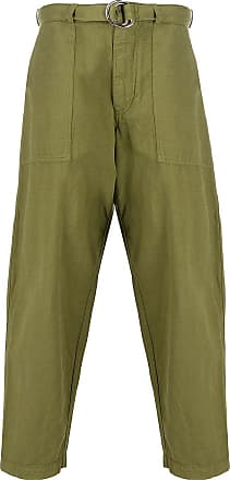 Ymc You Must Create tapered trousers - Green