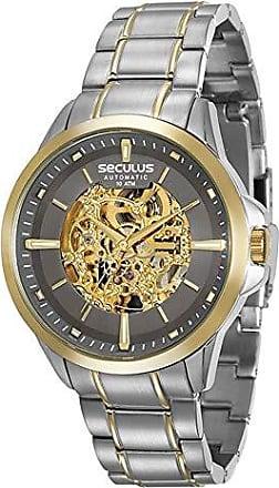 Seculus Relógio Seculus Masculino Ref: 20552gpsvba2 Automático Esqueleto