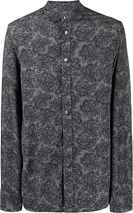 Zadig & Voltaire all-over print shirt - Black