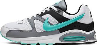 Nike Air Max Command Sneaker Herren in white-aurora green-cool grey-black, Größe 44 1/2
