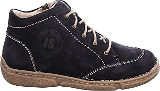 Josef Seibel Women Ankle Boots Neele 01, Ladies Lace-up Ankle Boot, Boots,Half Boots,Laced Bootie,Blue(Ocean),39 EU / 5.5 UK