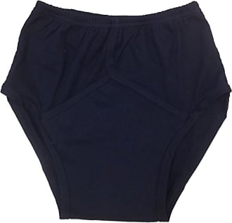 Undercover Mens Y Fronts Incontinence Pants Black 3XL