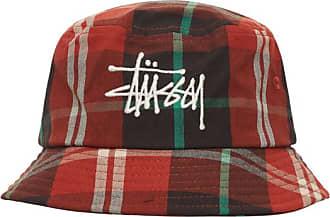Stüssy Big logo madra bucket hat ORANGE L/XL