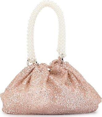 0711 sparkly Shu handbag - PINK