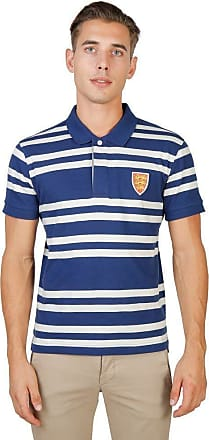 Oxford University Polo Blue/White XL