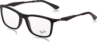 Ray-Ban Óculos de Grau Ray Ban Rx7029 2077/55 Preto Fosco