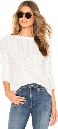 Velvet Arely Sweater in White