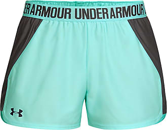Under Armour Short New Play Up Verde - Mulher - PP BR