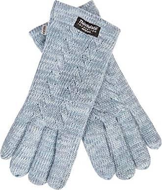 Damen Thermo Strickhandschuhe Winter Handschuhe Thermofutter One Size