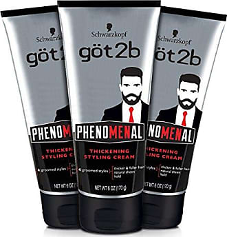 Got2b Got2b Phenomenal Thickening Hair Styling Cream, 6 Ounce, 3 Count