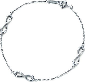 Tiffany & Co. Tiffany Infinity Endless Armband in Sterlingsilber, Small