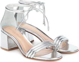 Gianvito Rossi Sydney 60 leather sandals