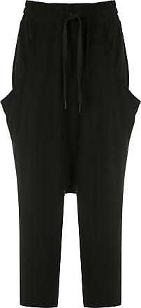 Uma Pantaloni con tasche Munich - Di colore nero