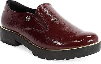 Quiz Sapato Feminino em Verniz Quiz Bordô 39