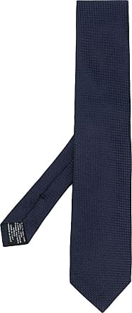 Tom Ford Gravata texturizada - Azul
