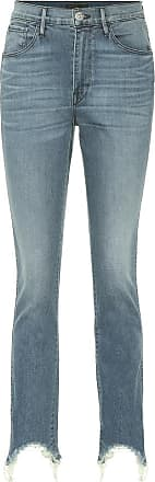 3x1 High-Rise W3 Straight Authentic Cropped Jeans
