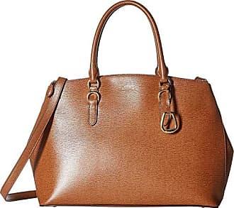 43d3e5f3d Ralph Lauren Bennington Double Zip Satchel (Lauren Tan) Satchel Handbags