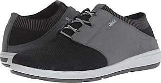 Olukai Makia Ulana Kai (Black/Dark Shadow) Mens Shoes