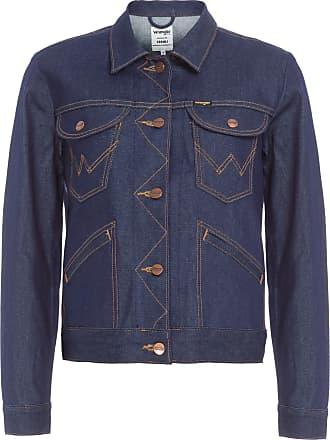 Wrangler Jaqueta Jeans - Azul