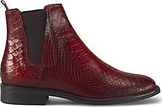 NEU Stiefeletten Chelsea Boots BELMONDO Gr. 43 Leder NP 140€