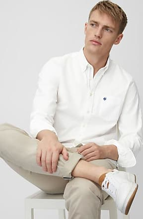 Marc O'Polo Langarm-Hemd shaped