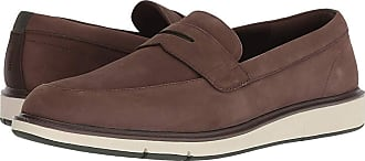 5a3159b5b15 Swims Motion Penny Loafer (Brown Olive) Mens Shoes