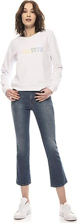 Re-hash Jeans svasato crop