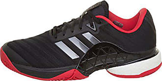 Homme Noir Barricade 2018 000 adidas Negbas Tennis 51 EU 3 Boost 1 Nocmét de Escarl Chaussures THC4Y04n