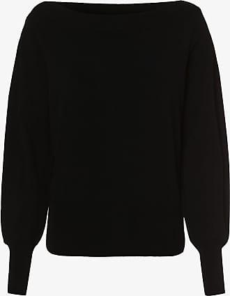 Y.A.S Damen Pullover - Yaskit schwarz
