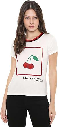 Nolita Lace Camiseta Nolita Pompom Off-white