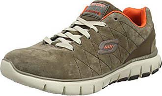 e9dbe78eb25c93 Skechers Herren Skech-Flex Natural Vigor Sneakers Braun (BROR) 41 EU