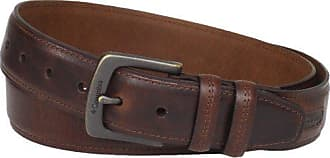 Columbia Mens Columbia 40mm Goose Lake Belt,Brown,52