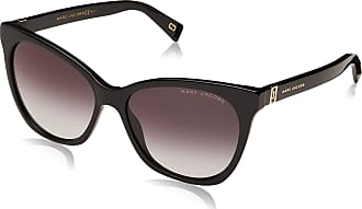 Marc Jacobs MARC 336/S 807 Black MARC 336/S Cats Eyes Sunglasses Lens Category 3 Size 56mm