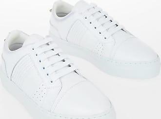 Neil Barrett Leather MODERNIST CITY TRAINER Sneakers size 40