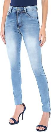 e53862ac1 Biotipo Calça Jeans Biotipo Skinny Melissa Azul