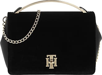 Tommy Hilfiger Cross Body Bags - Lock Crossover Black - black - Cross Body Bags for ladies