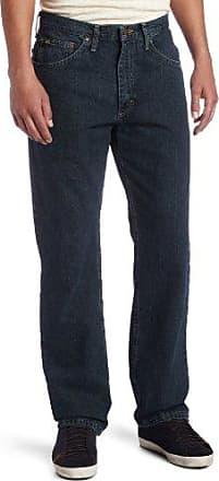 Lee Men/'s Jeans Regular Fit Denim Straight Leg Classic Stinger 36W X 32L