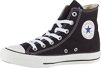 Converse Sneakers hoog zwart / wit