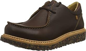 El Naturalista Unisex Adults Pizarra Boat Shoes, Brown (Brown 000), 8 UK