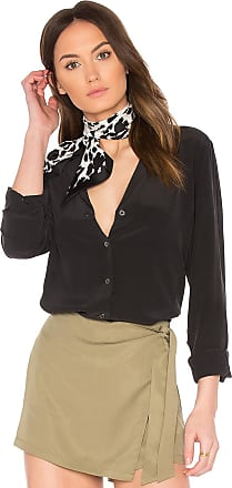 Equipment Adalyn Blouse in Black