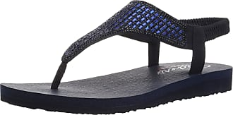 65d3e7ab0db Skechers Cali Womens Meditation - Rock Crown Flip-Flop