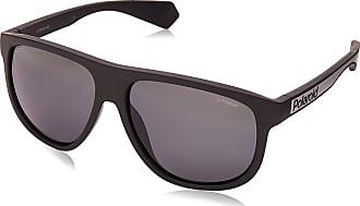 POLAROID PLD-6014-F-S-35W-58-IB Gafas de sol 58 Unisex Gris