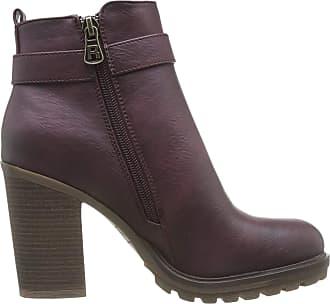 Refresh Womens 69213 Ankle Boots, Purple (Burdeos Burdeos), 4.5 UK