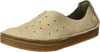El Naturalista S.A Nf88 Pleasant Rice Field, Womens Slip On Shoes, Grey (Piedra), 7 UK (40 EU)